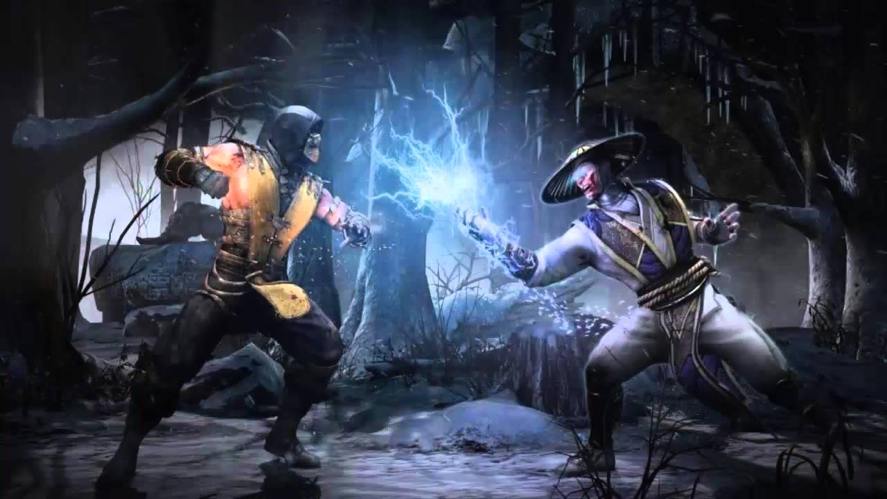 Mortal Kombat X Raiden Vs Mortal Kombat 419692 Hd