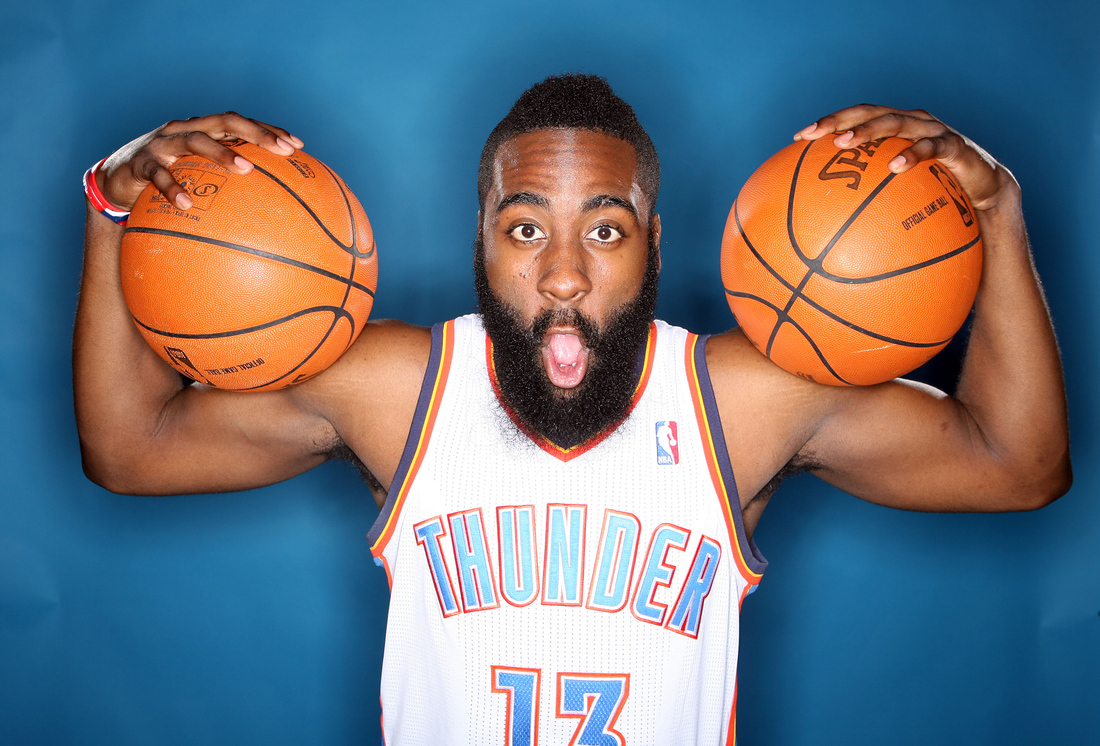 James Harden Wallpapers - James Harden Basketball Player Coloring Pages , HD Wallpaper & Backgrounds