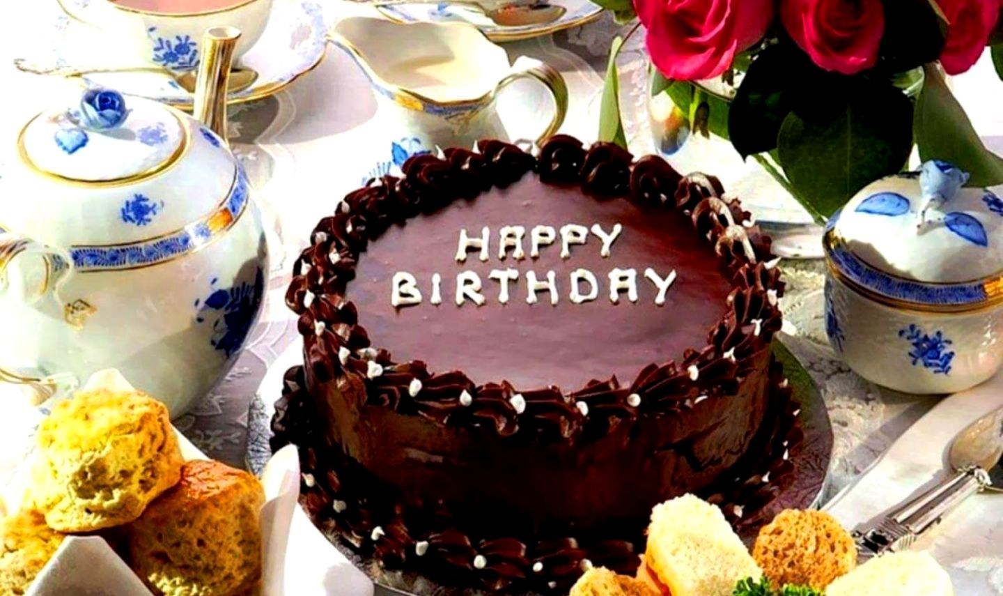 Happy Birthday Cake Hd Pic Happy Birthday Cakes Hd - Happy Birthday Images 2017 , HD Wallpaper & Backgrounds