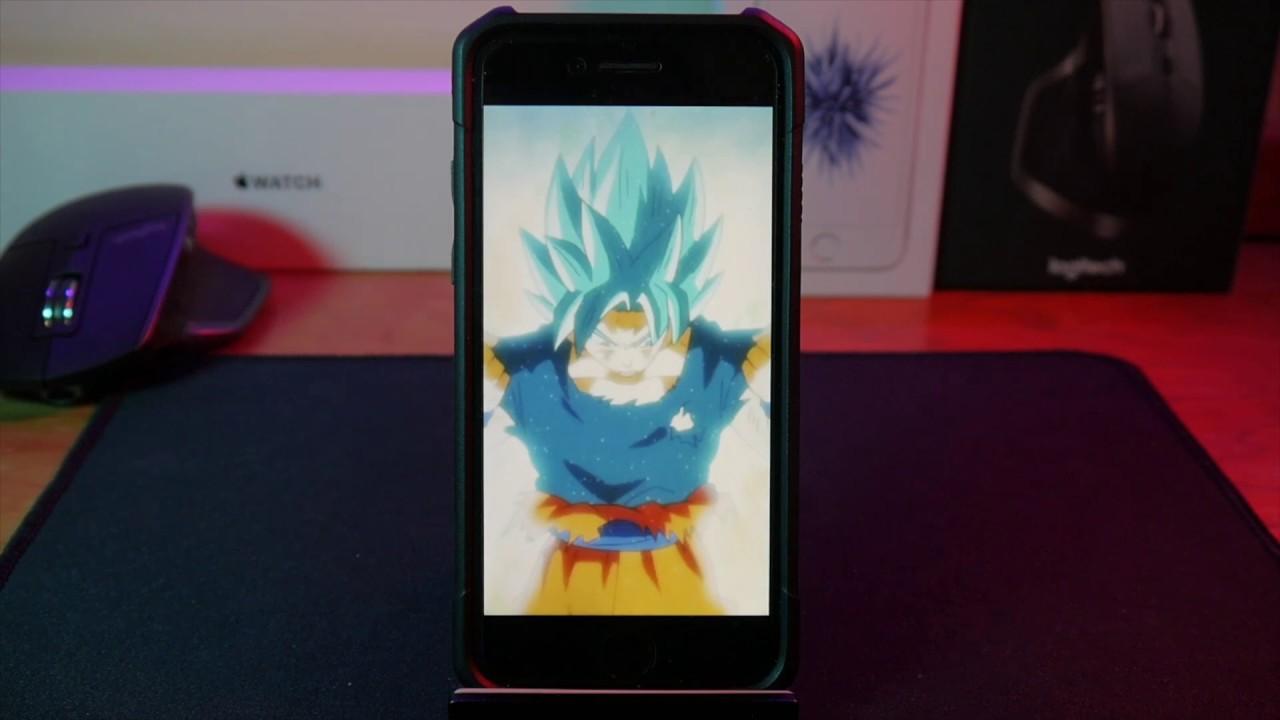 Dragon Ball Super Live Wallpaper - Smartphone , HD Wallpaper & Backgrounds