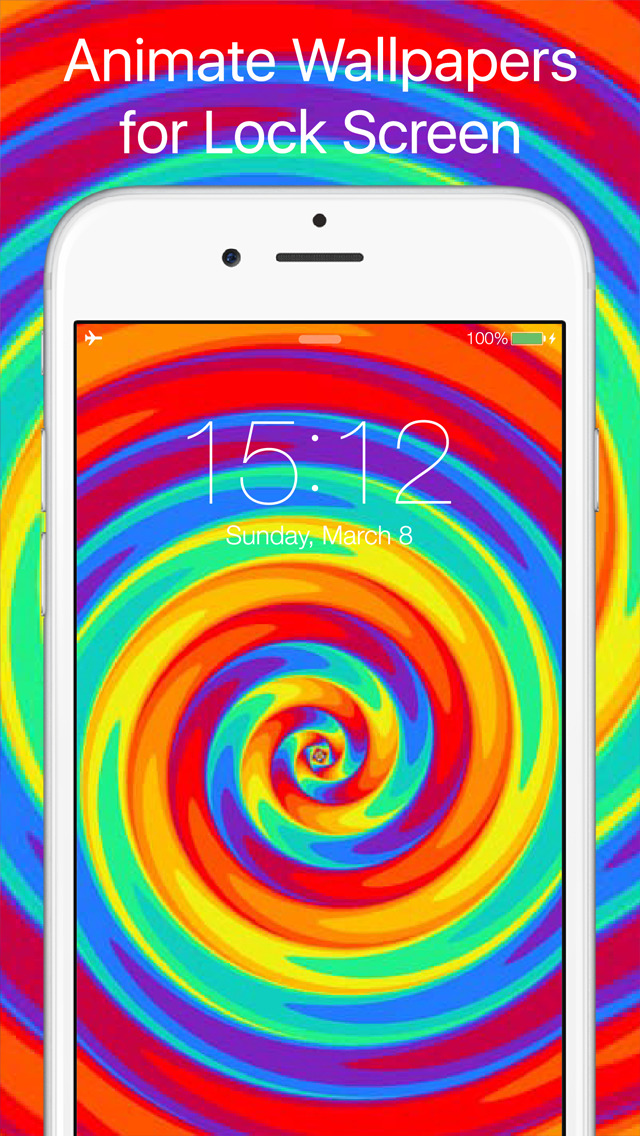 What's New - Seizure Color Gif , HD Wallpaper & Backgrounds