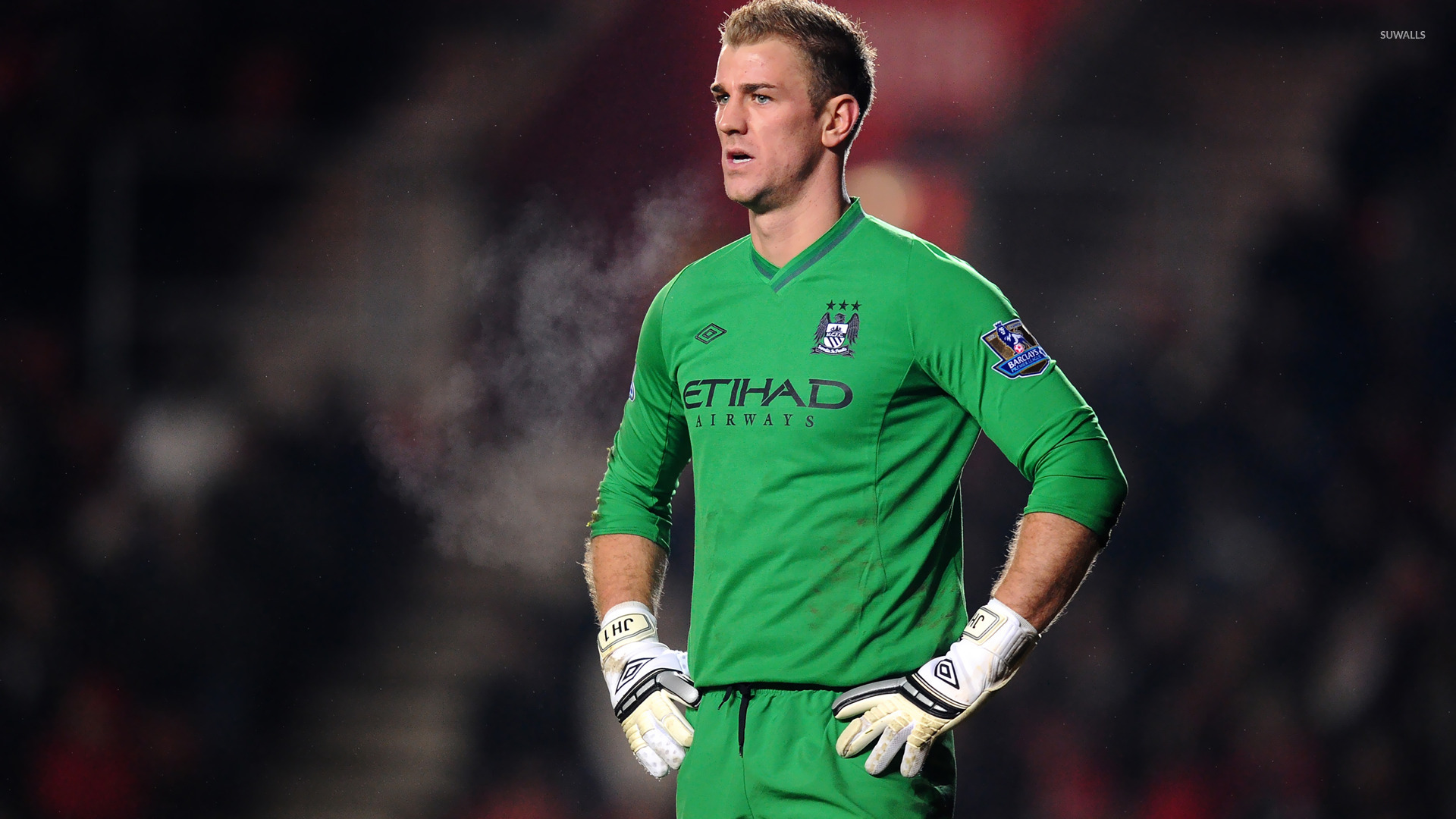 Joe Hart [2] Wallpaper Jpg Joe Hart Manchester United