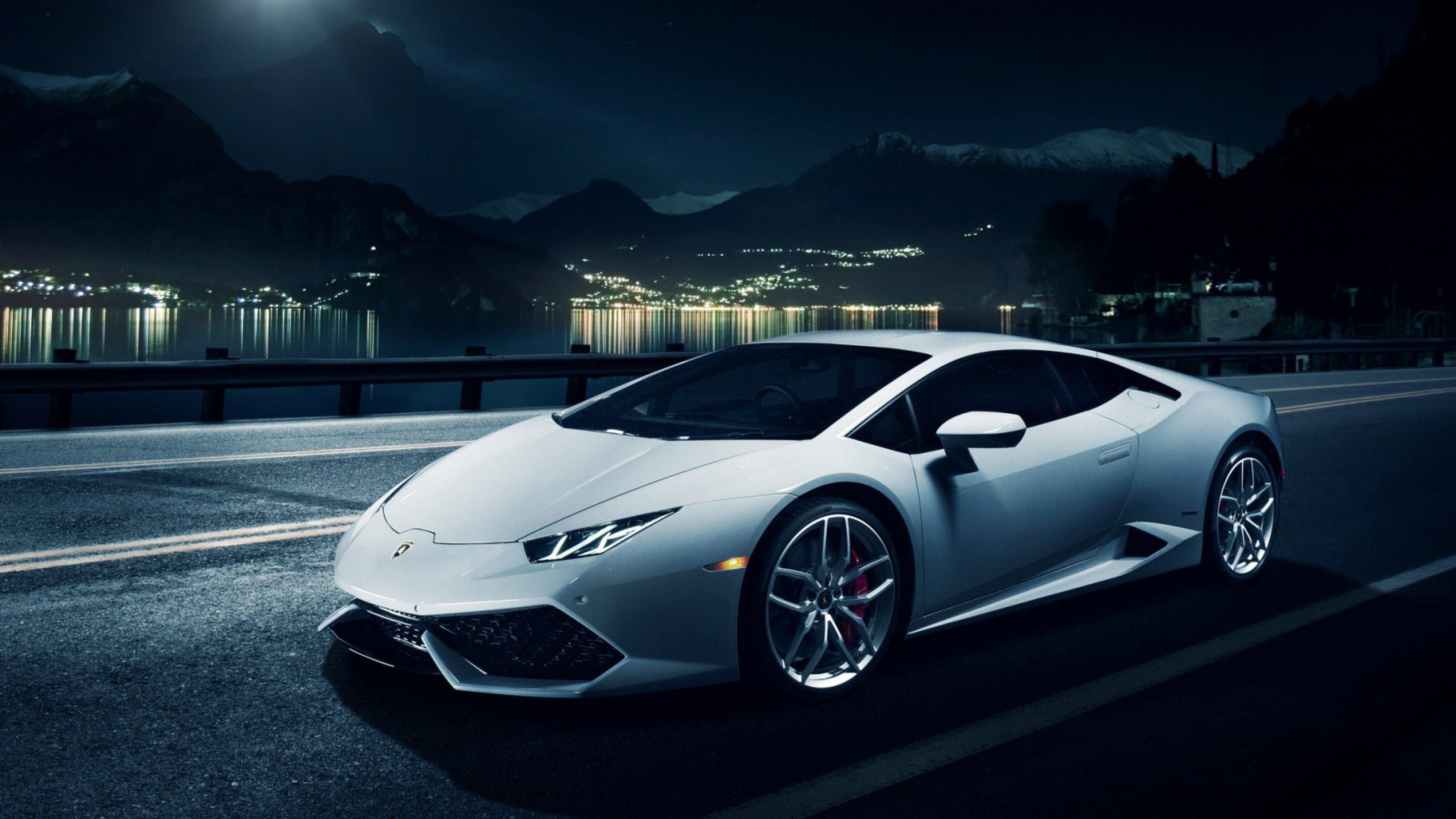 Lamborghini Huracan Hd Wallpaper 422745 Hd Wallpaper