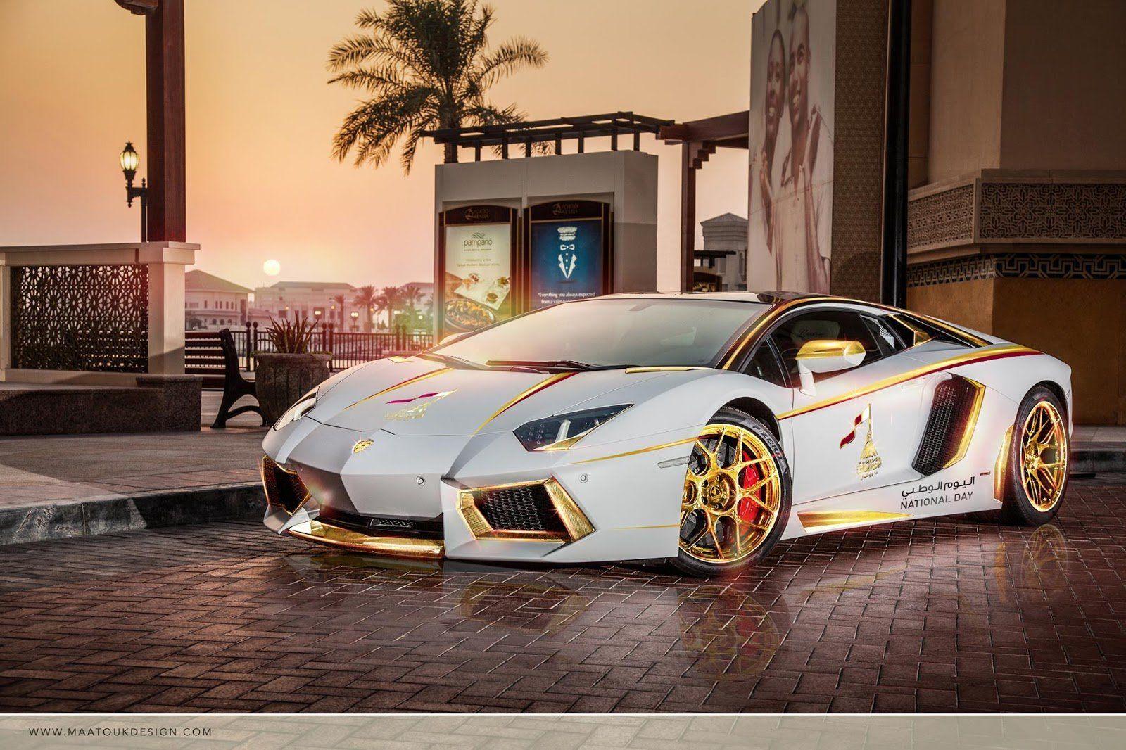 Gold Lamborghini Wallpaper Hd Pics Widescreen Photo Black And Gold Supercar 423265 Hd Wallpaper Backgrounds Download
