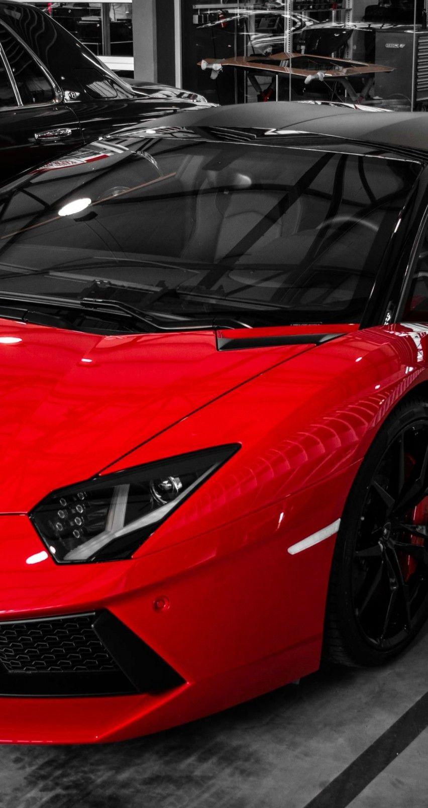 Iphone 7 Lamborghini Hd , HD Wallpaper & Backgrounds