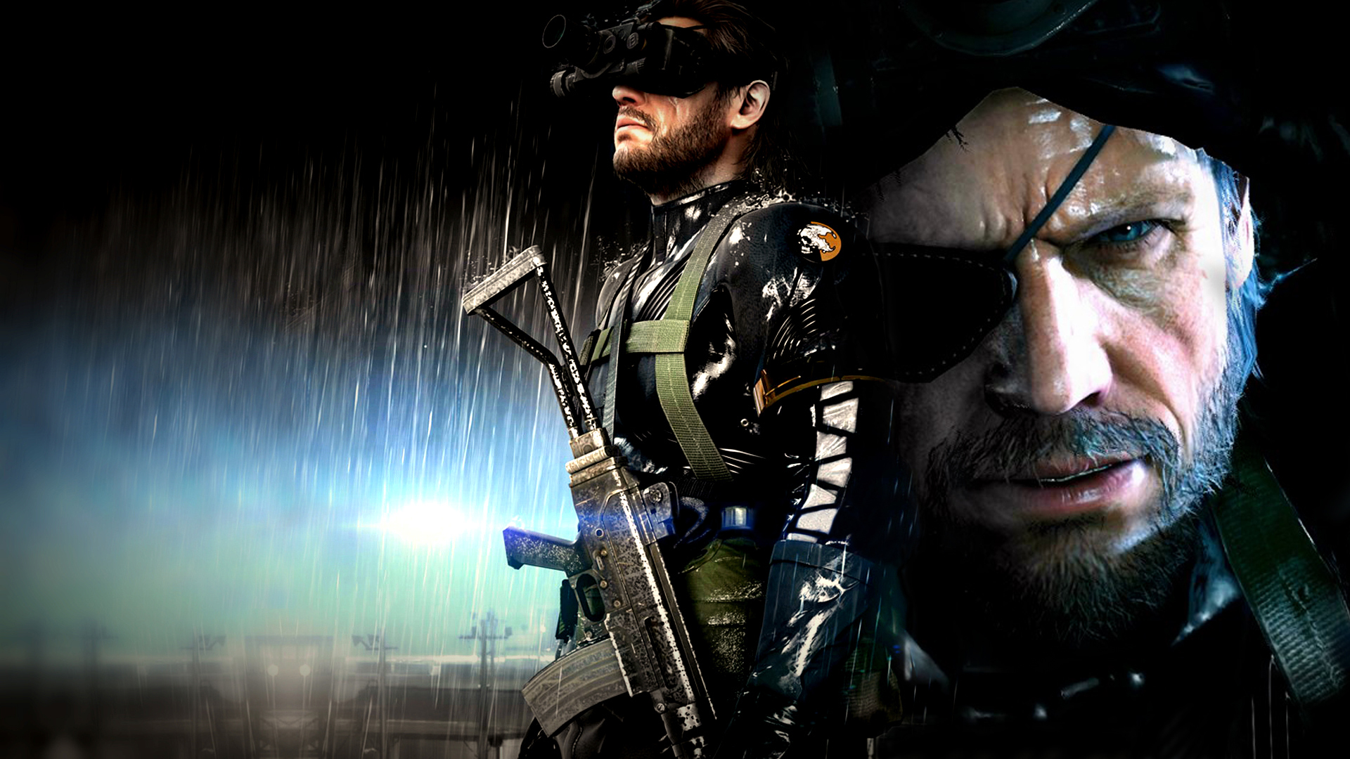 Metal Gear Solid Ground Zeroes 424621 Hd Wallpaper