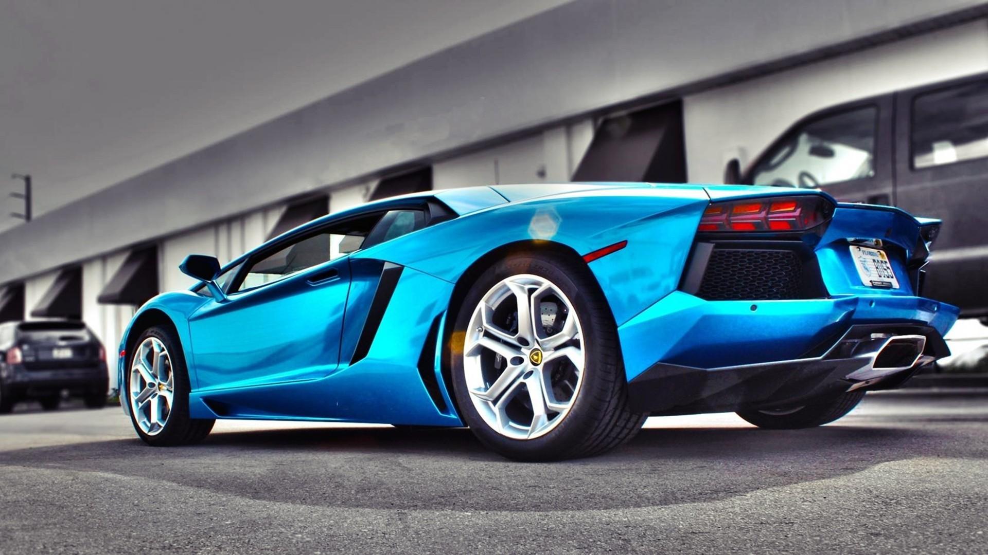 Exotic Lamborghini - Lamborghini Car Pc Background , HD Wallpaper & Backgrounds