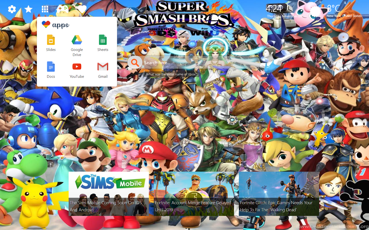 We Have Added Cool Features To This Super Smash Bros Super