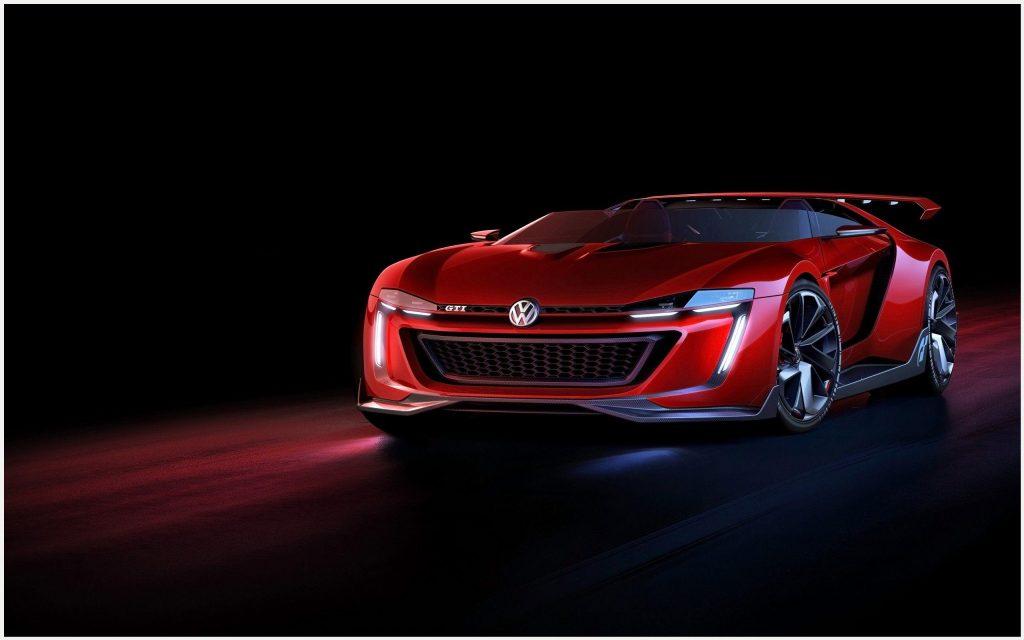 Vw Gti Roadster Red Car Vw Gti Roadster Car Wallpaper For