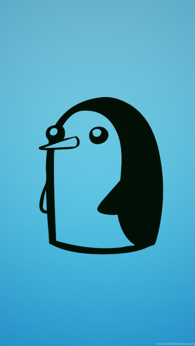 Penguin Wallpaper For Iphone , HD Wallpaper & Backgrounds