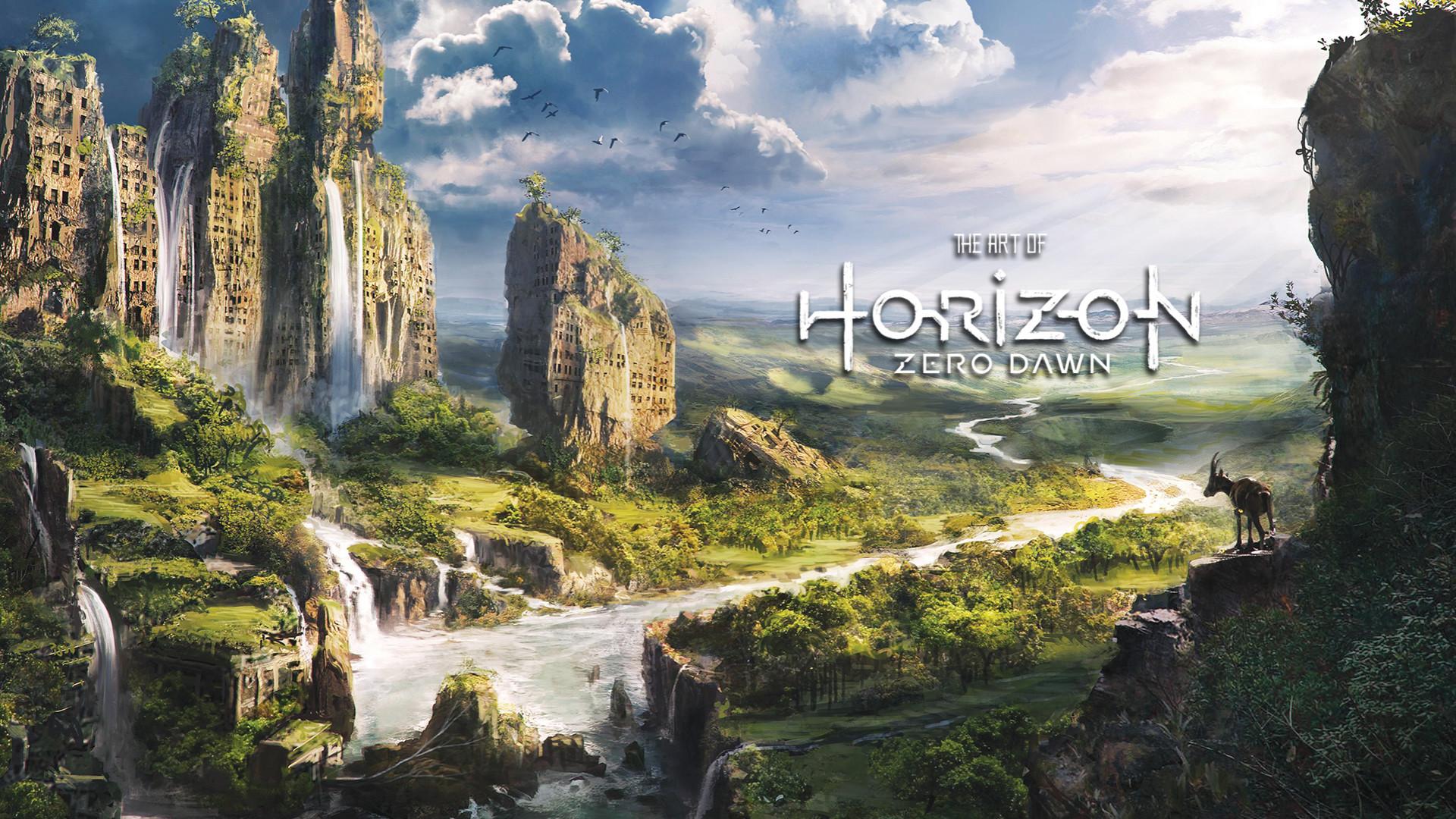 The Art Of Horizon Zero Dawn Art Of Horizon Zero Dawn