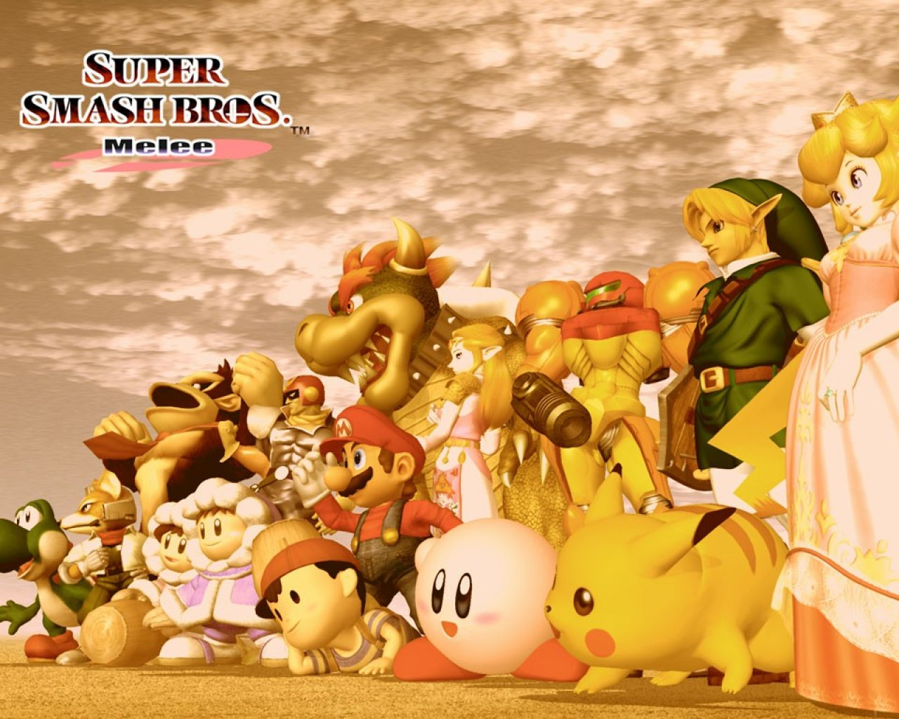 1280 X Super Smash Bros Melee 426050 Hd Wallpaper