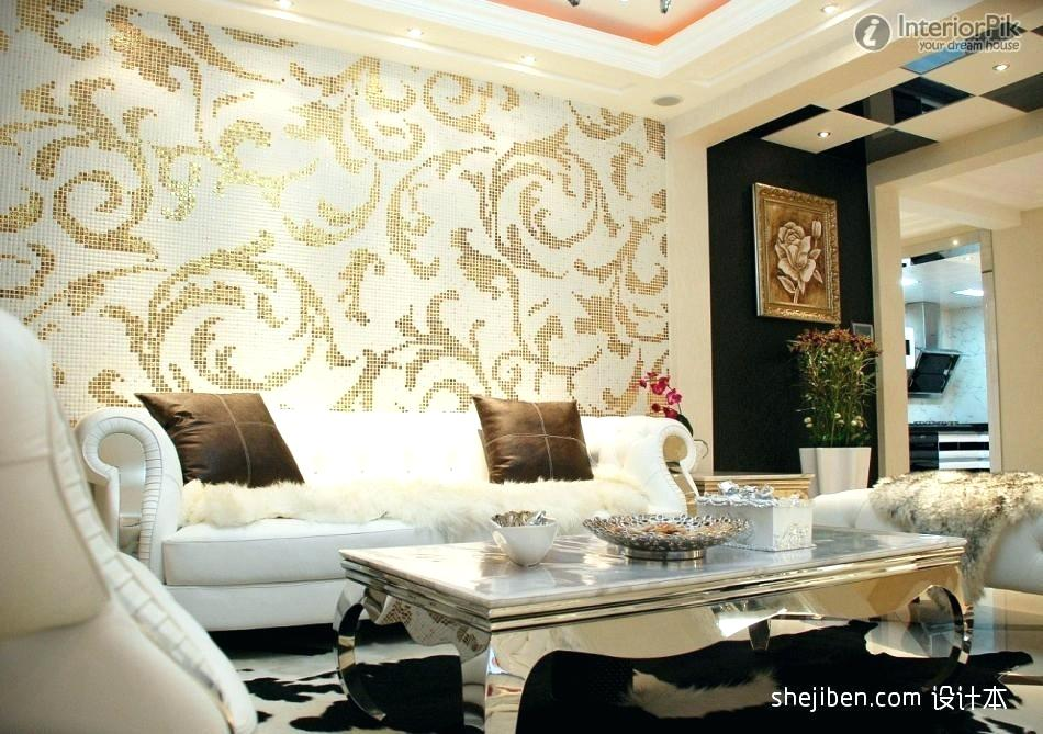 Wallpaper For Living Room Wall Paper Design Family - Latest Wall Designs For Drawing Room , HD Wallpaper & Backgrounds
