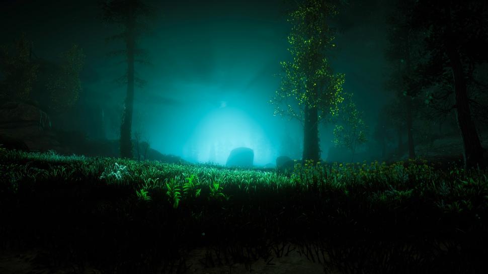 Play Station, Video Games, Screen Shot, Horizon - Horizon Zero Dawn Night , HD Wallpaper & Backgrounds
