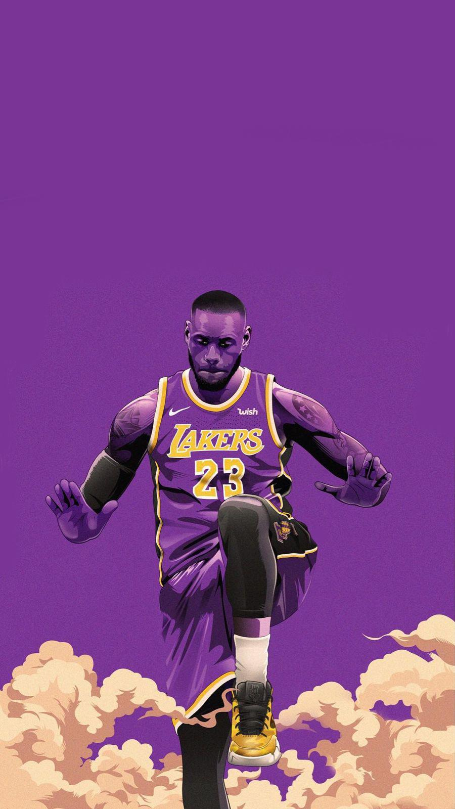 Labron Iphone Wallpaper Lebron James Wallpaper 2019 426187
