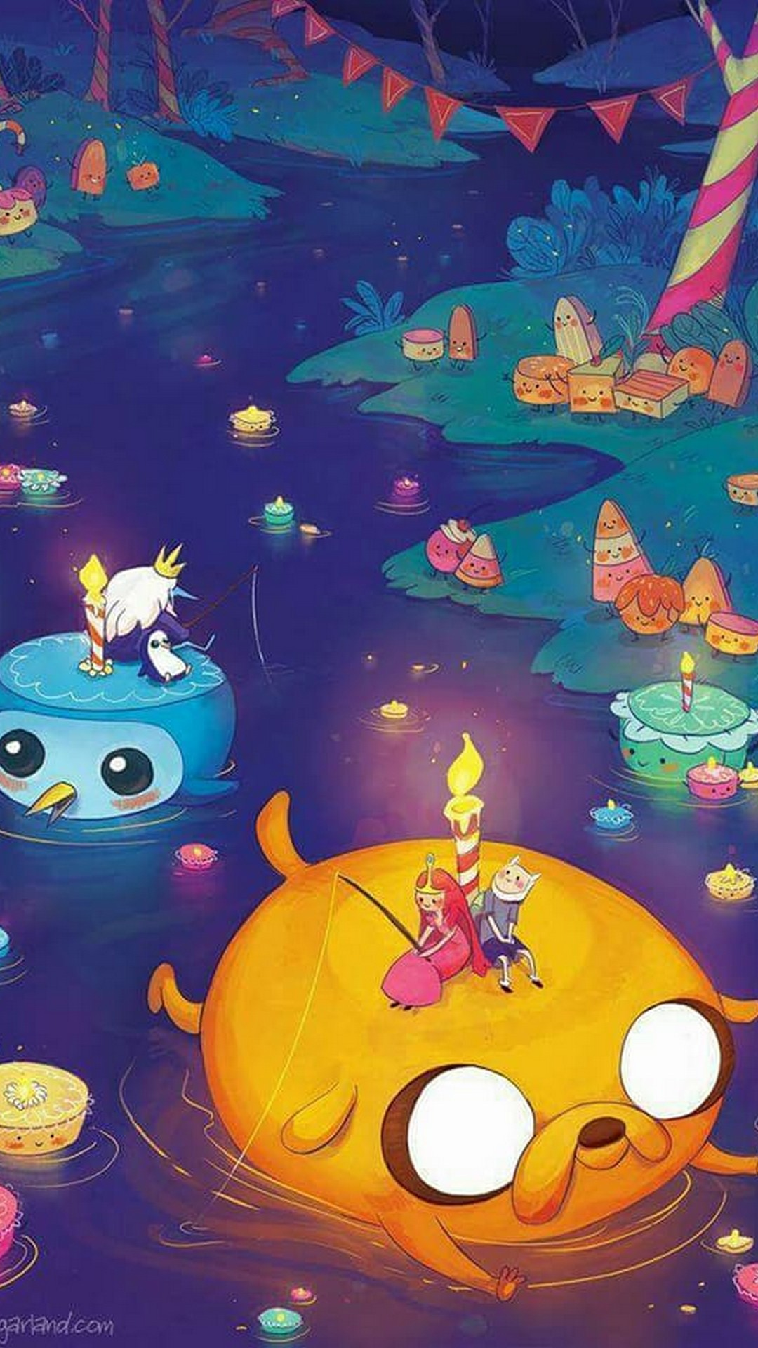 Start Download - Adventure Time , HD Wallpaper & Backgrounds