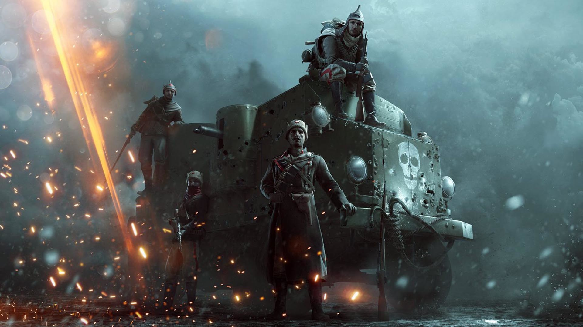 Battlefield 1 Wallpapers 1440p Bf1 In The Name Of The Tsar