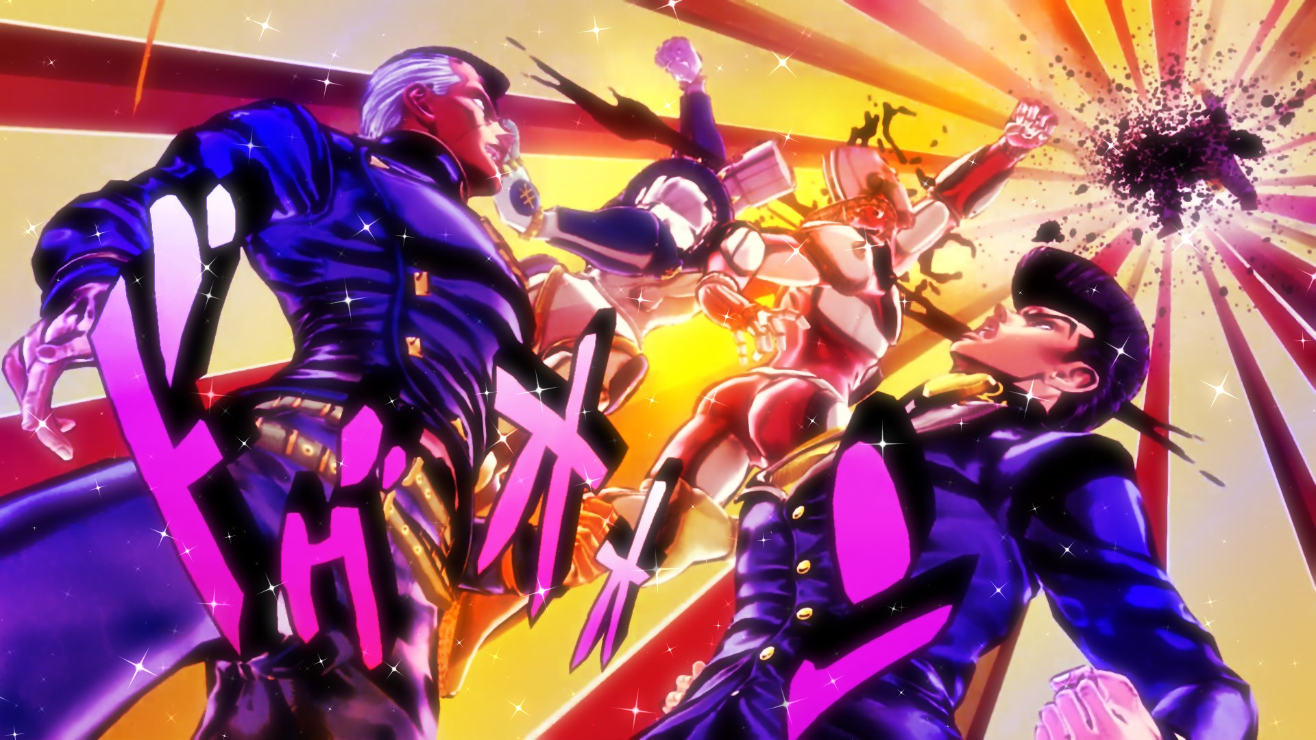 Jojo S Bizarre Adventure Wallpaper Hd Jojo Bizarre Adventure