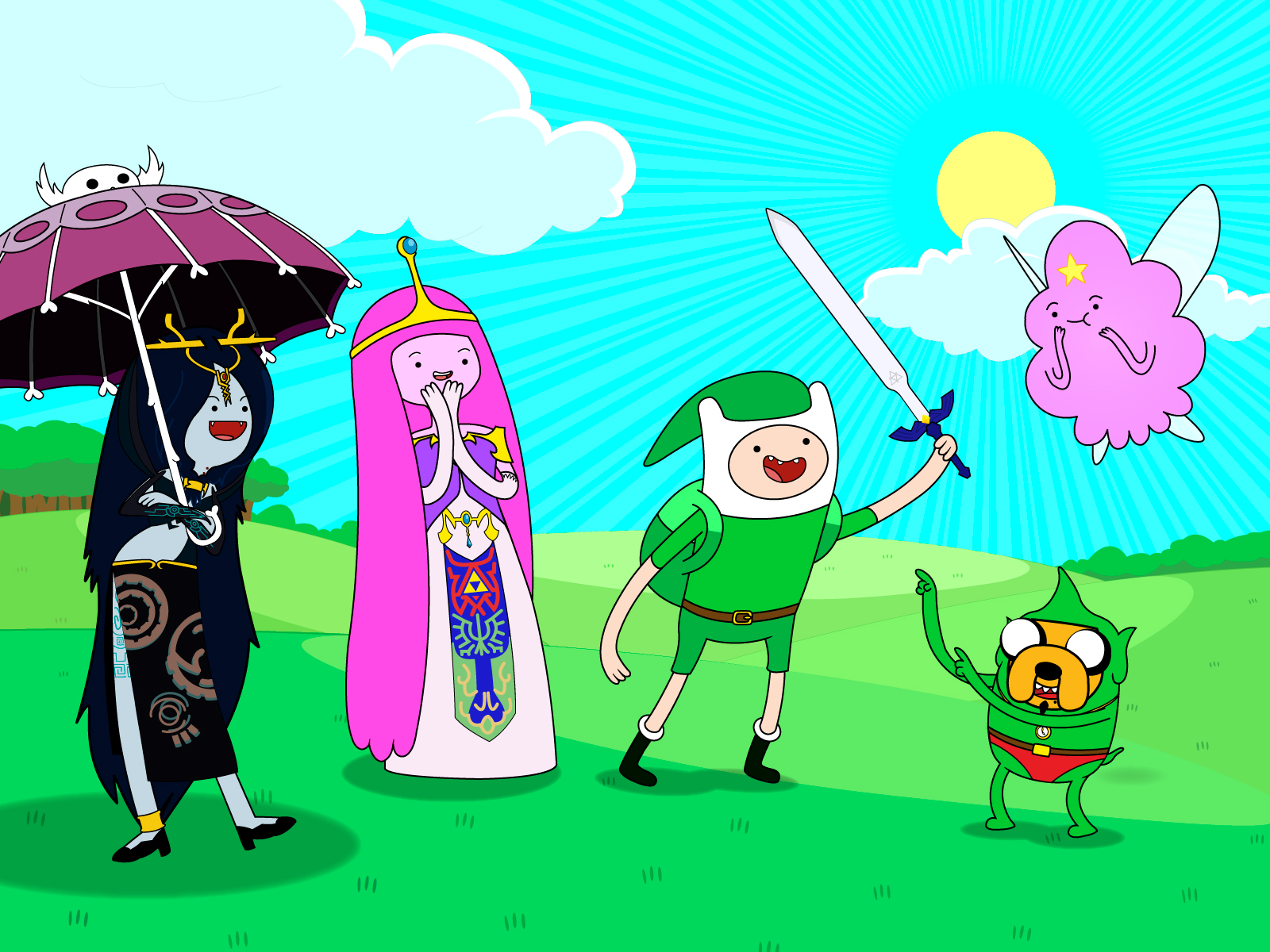 Finnxmarceline Images Adventure Time Hd Wallpaper And Adventure