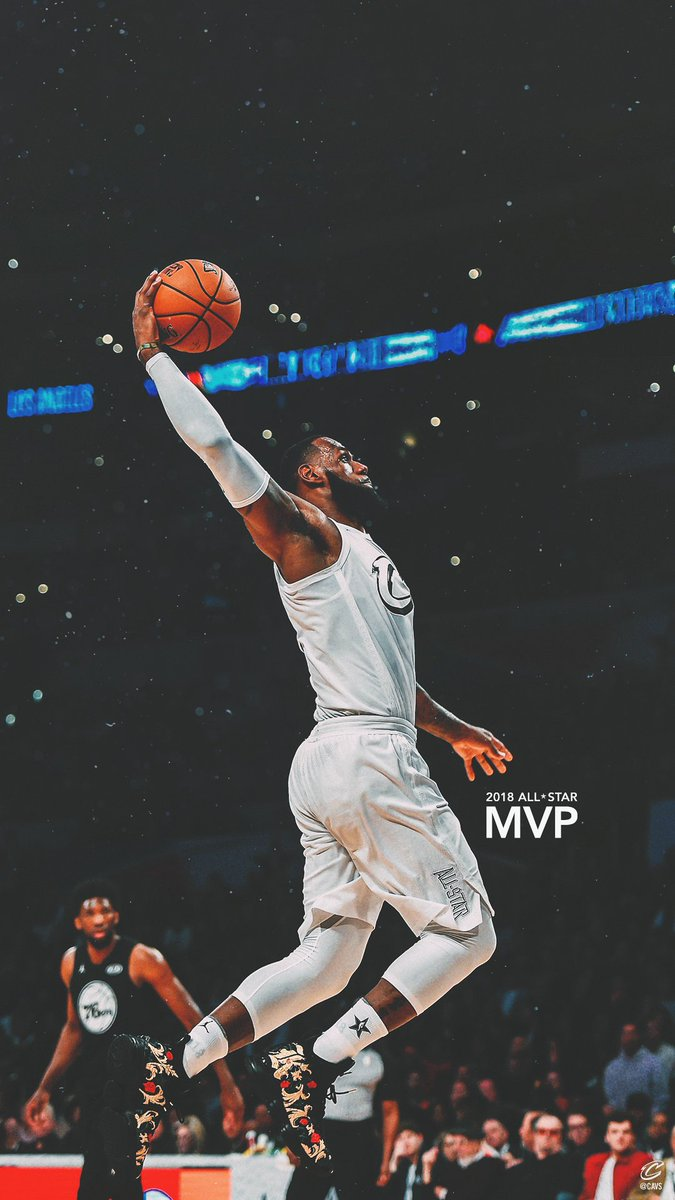 Lebron James, 2020 Nba All-star And Nba - Lebron James Wallpaper All Star 2019 , HD Wallpaper & Backgrounds
