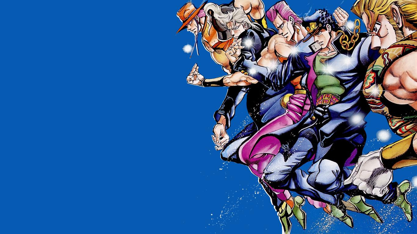 This Picture For Hol Horse Stardust Crusaders 427025 Hd