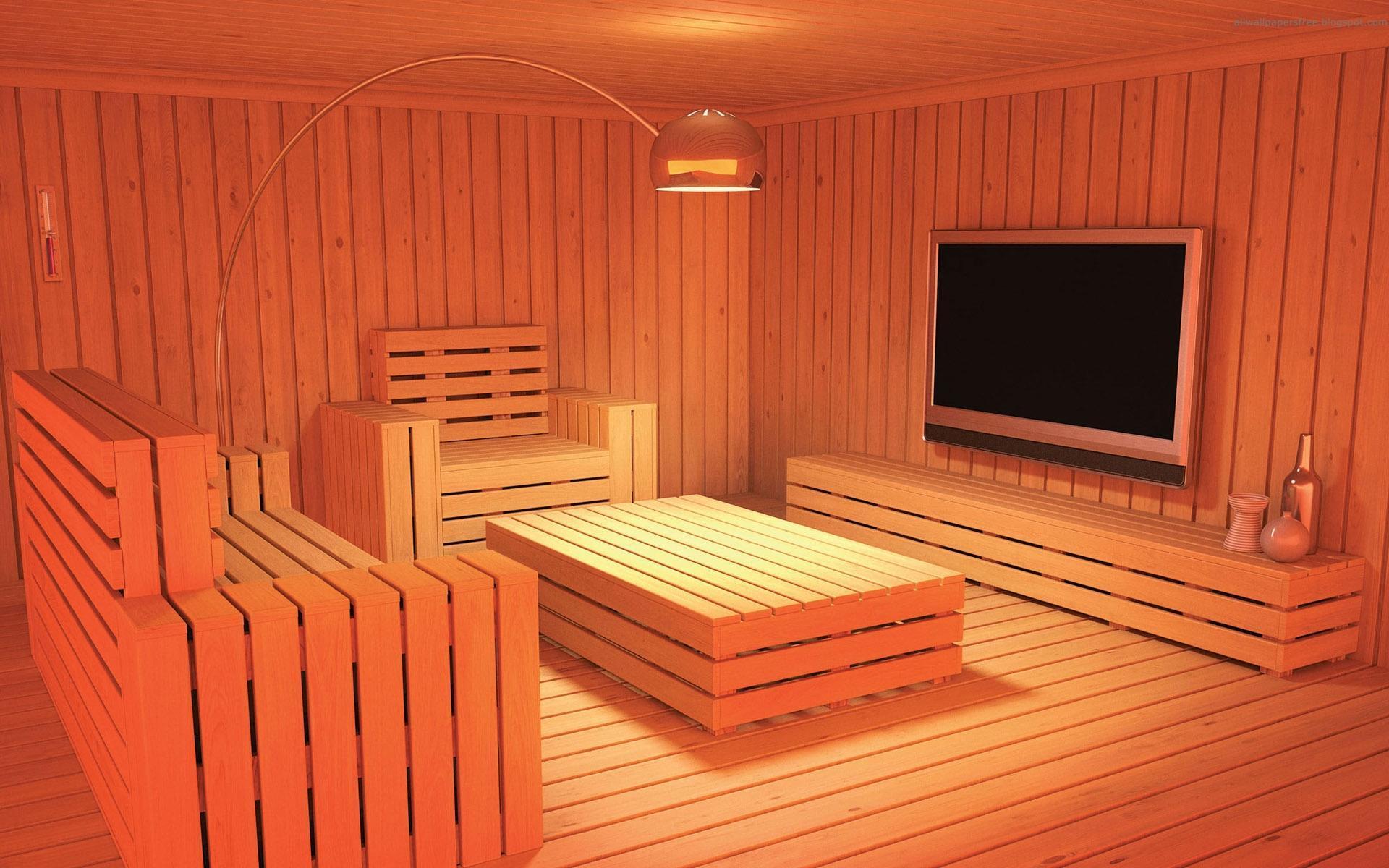 Unusual Wooden Living Room - Wooden Room , HD Wallpaper & Backgrounds