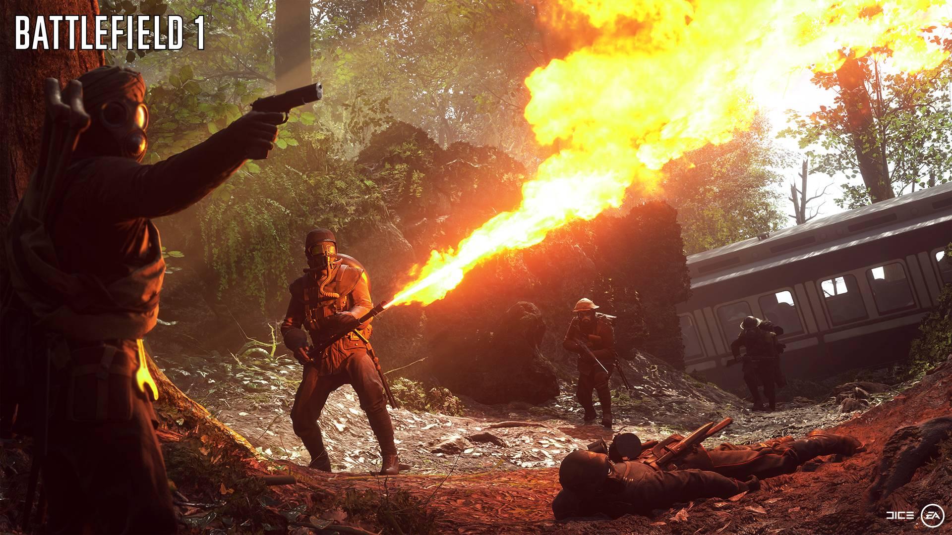 Battlefield 1 Wallpaper Elite Classes Battlefield 1 427366