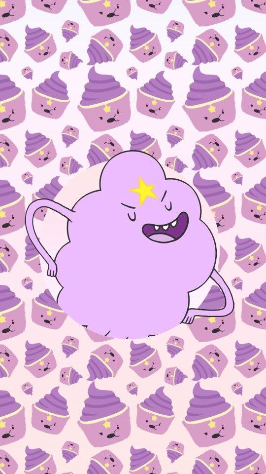 Princesa Del Espacio Bultos Cupcakes Iphone Wallpapers, - Adventure Time , HD Wallpaper & Backgrounds