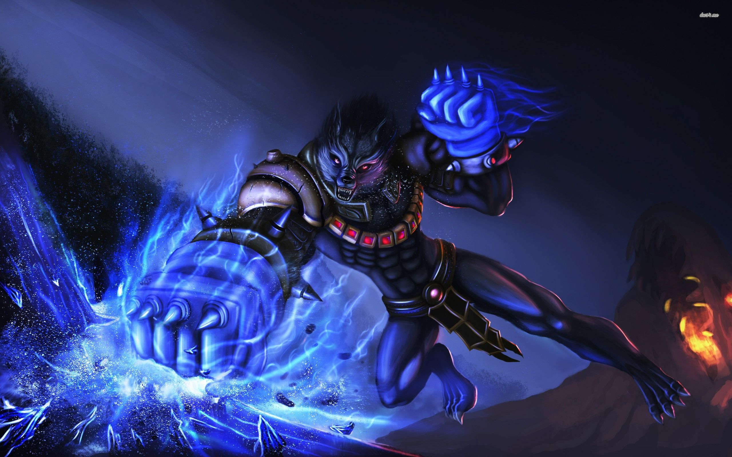 League Of Legends Wallpaper Lol Warwick 428426 Hd Wallpaper