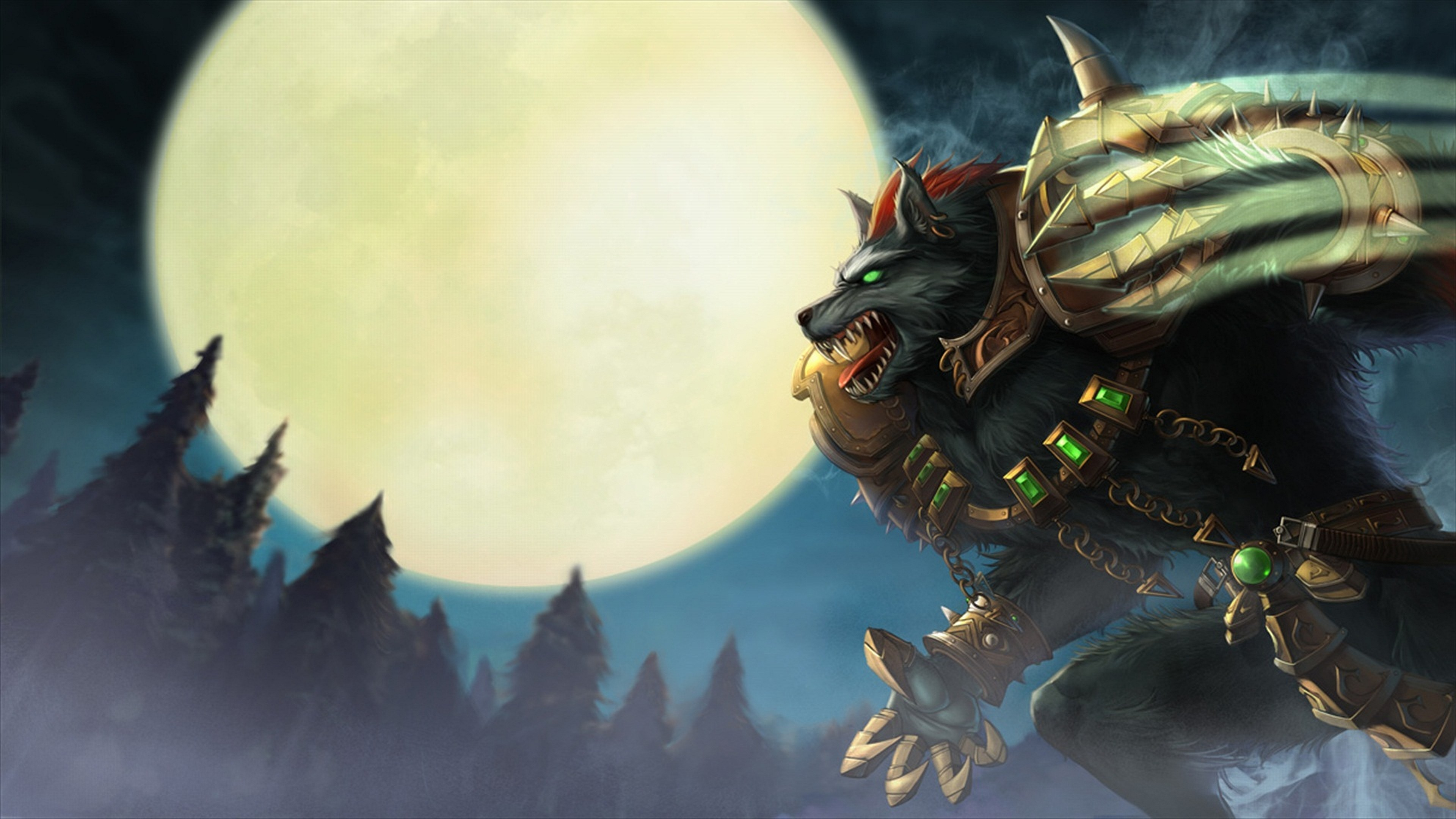 Warwick Grey Warwick League Of Legends 428527 Hd Wallpaper