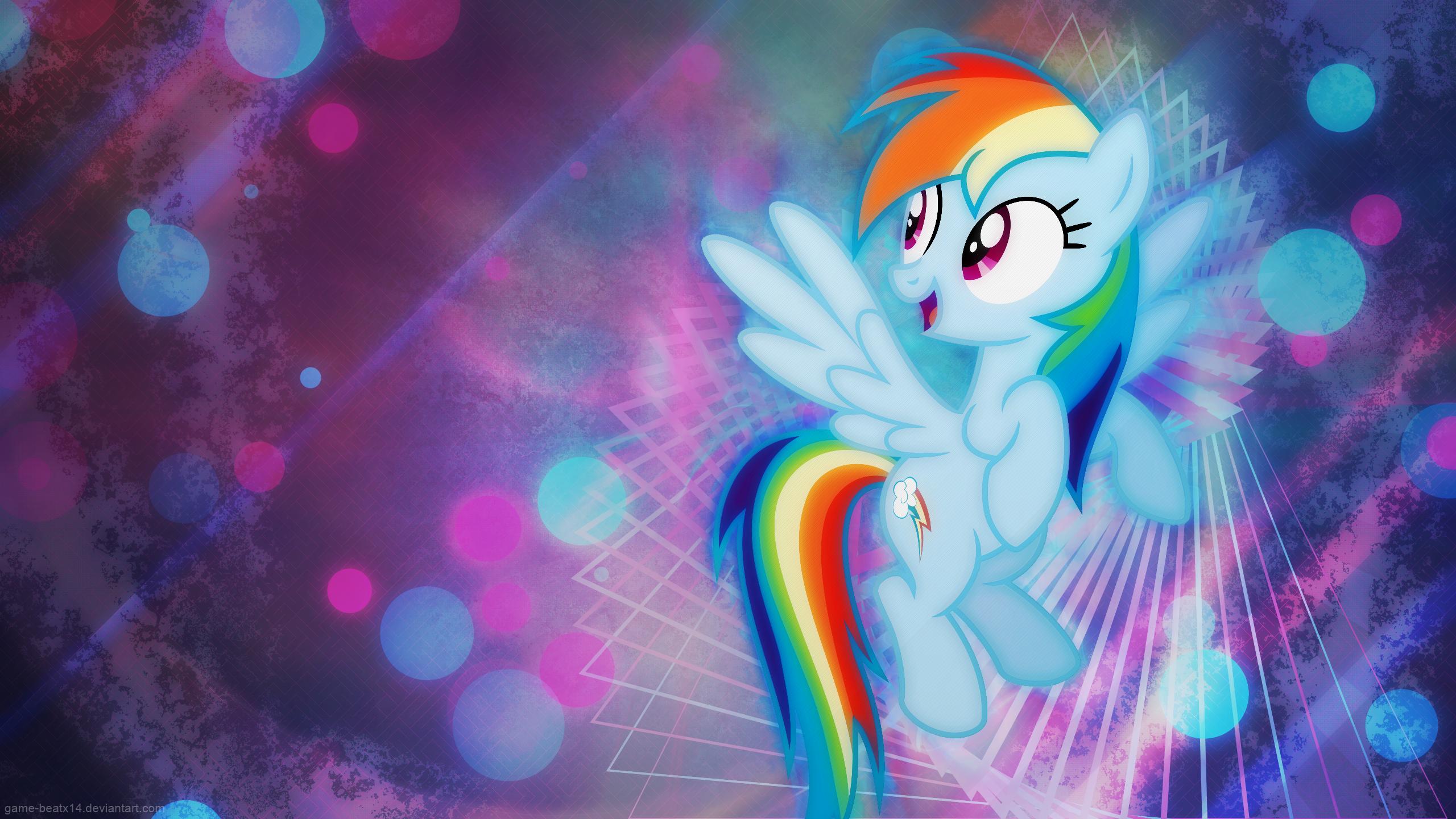 Hd Wallpaper Background My Little Pony Hd 428617 Hd