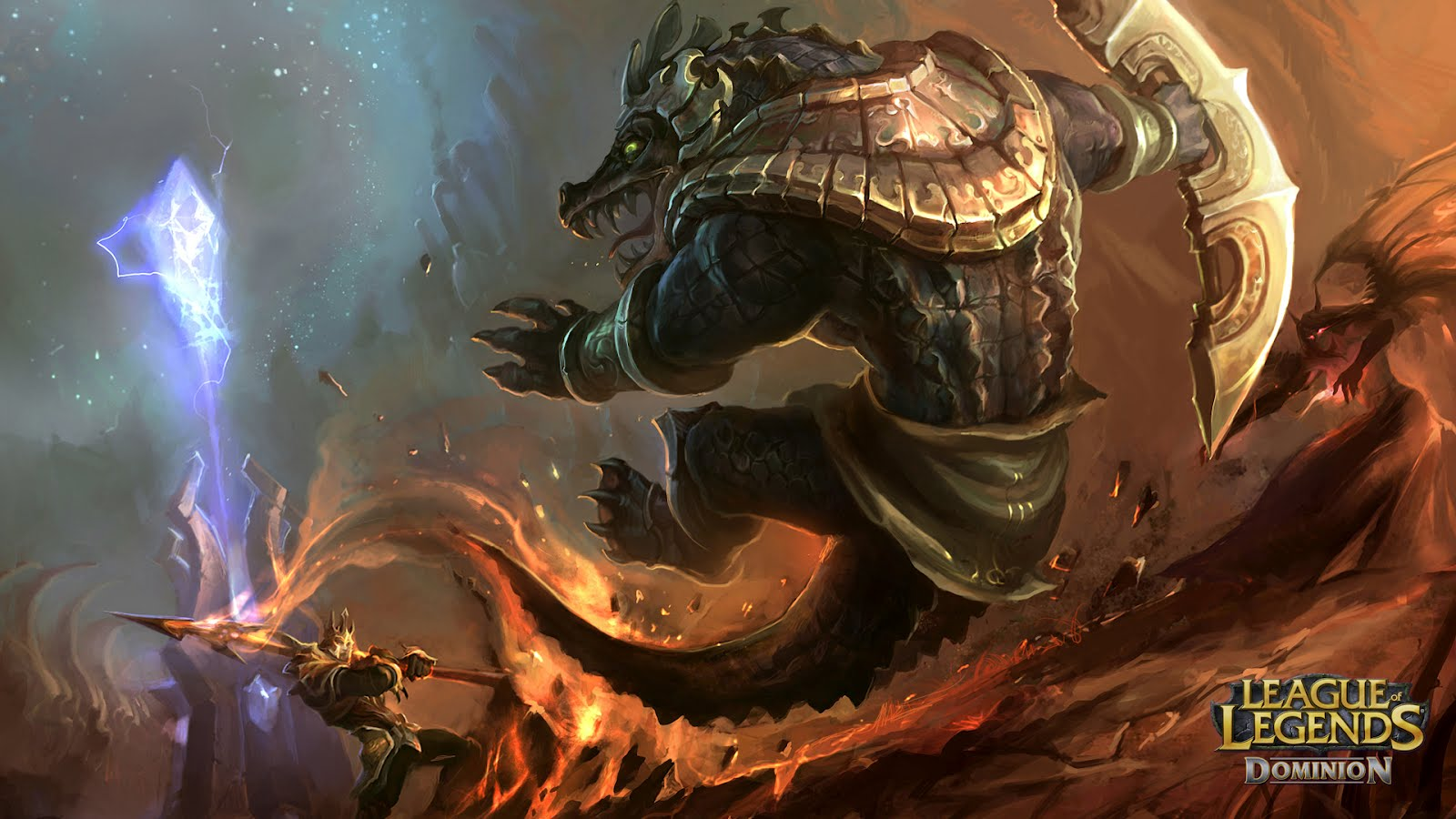 Dominion League Of Legends Wallpaper League Of Legends Dominion