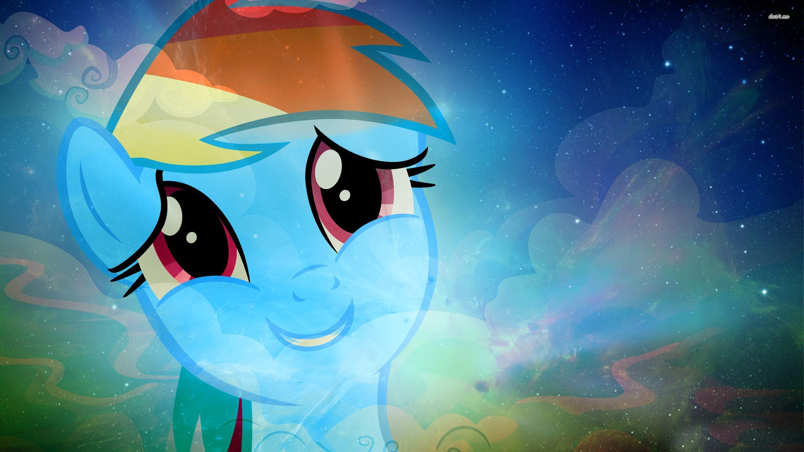 Rainbow Dash Blushing In My Little Pony Wallpaper Rainbow Dash