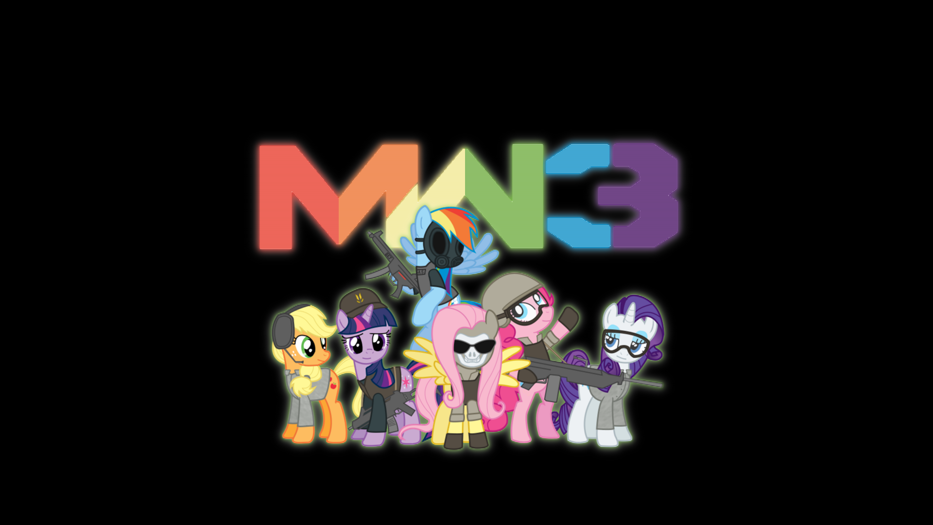 My Little Pony Mw3 Pony 430043 Hd Wallpaper Backgrounds