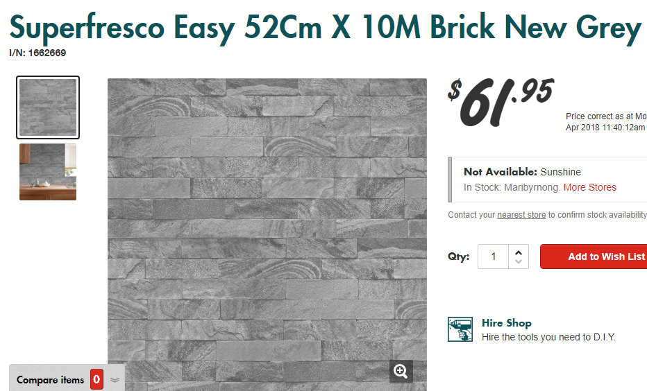 Brick Wallpaper Bunnings 430533 Hd Wallpaper Backgrounds Download