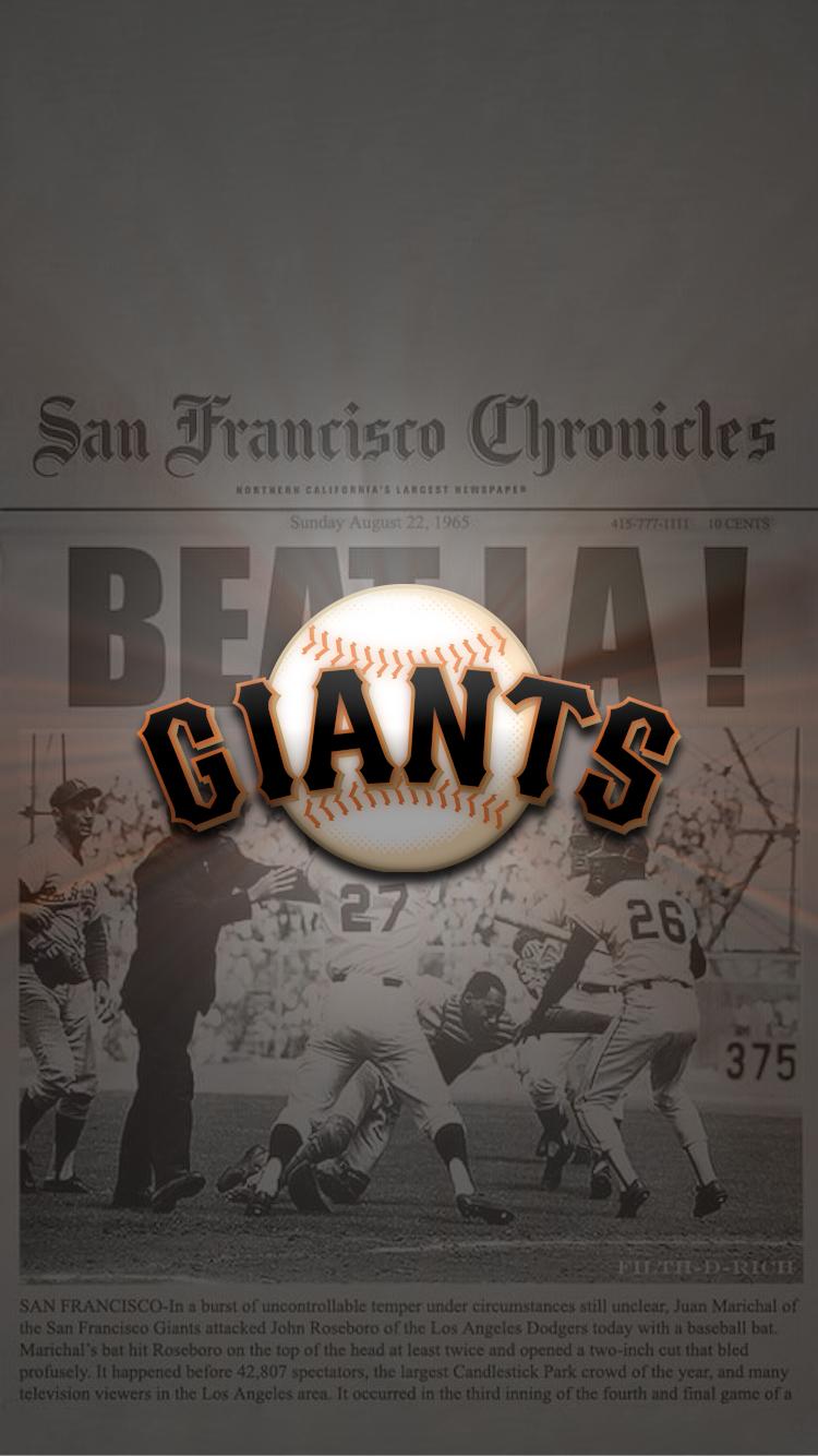 Sf Giants Iphone Wallpaper 750x1334 San Francisco Giants Iphone