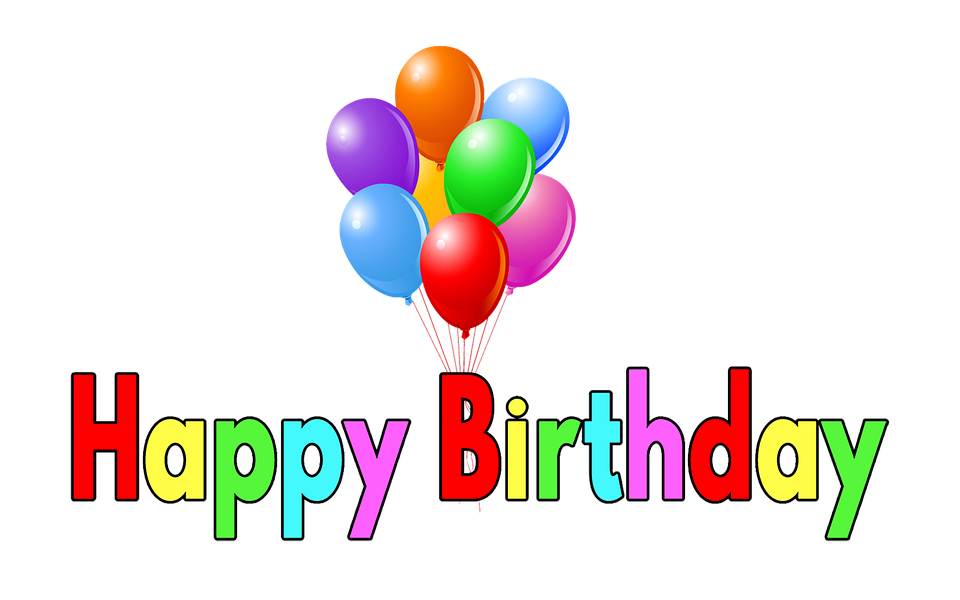 Happy Birthday Image Wishes - Picsart Happy Birthday Png , HD Wallpaper & Backgrounds
