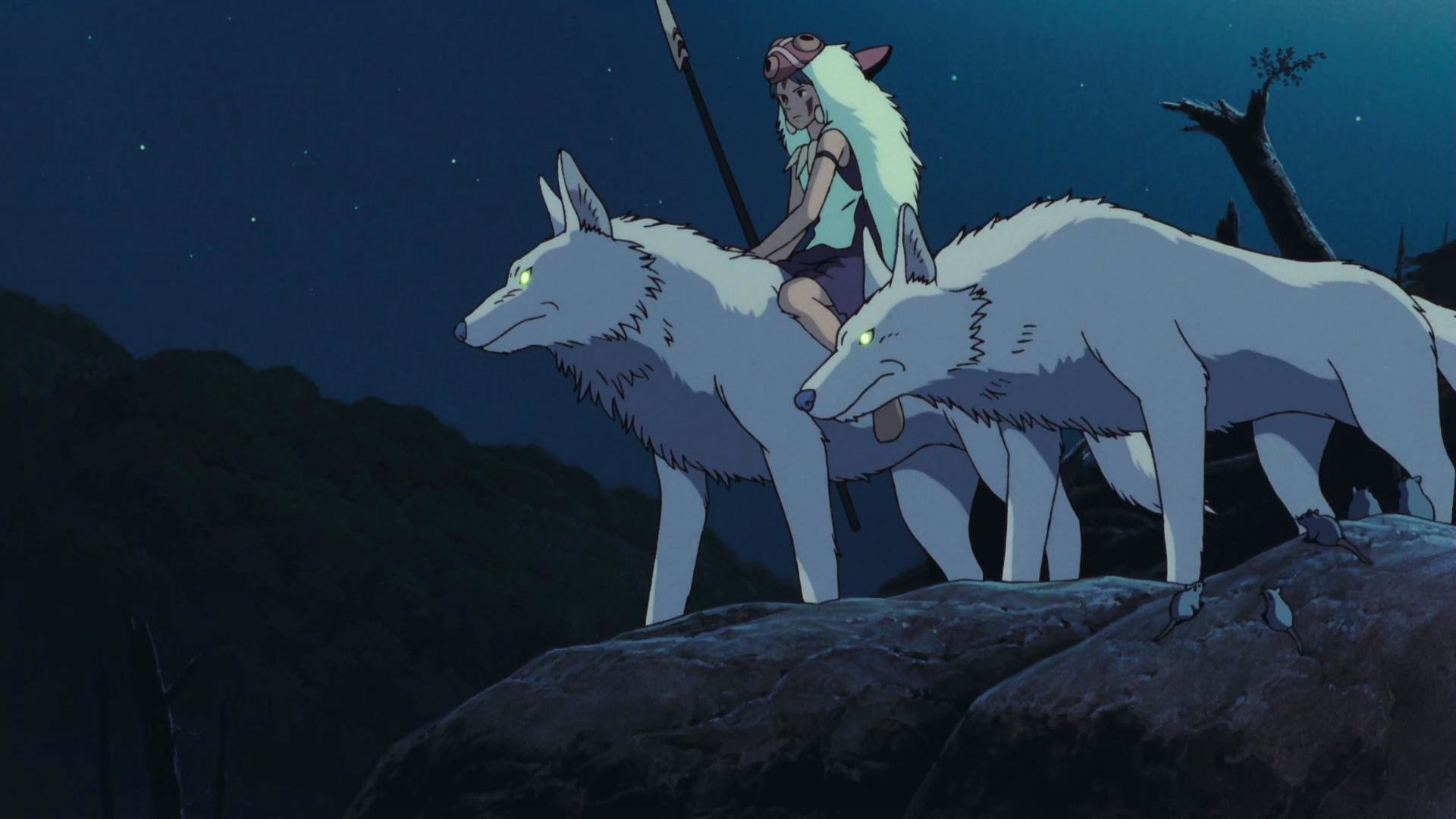 Free Download Princess Mononoke Wallpaper Id Princess Mononoke 431950 Hd Wallpaper Backgrounds Download