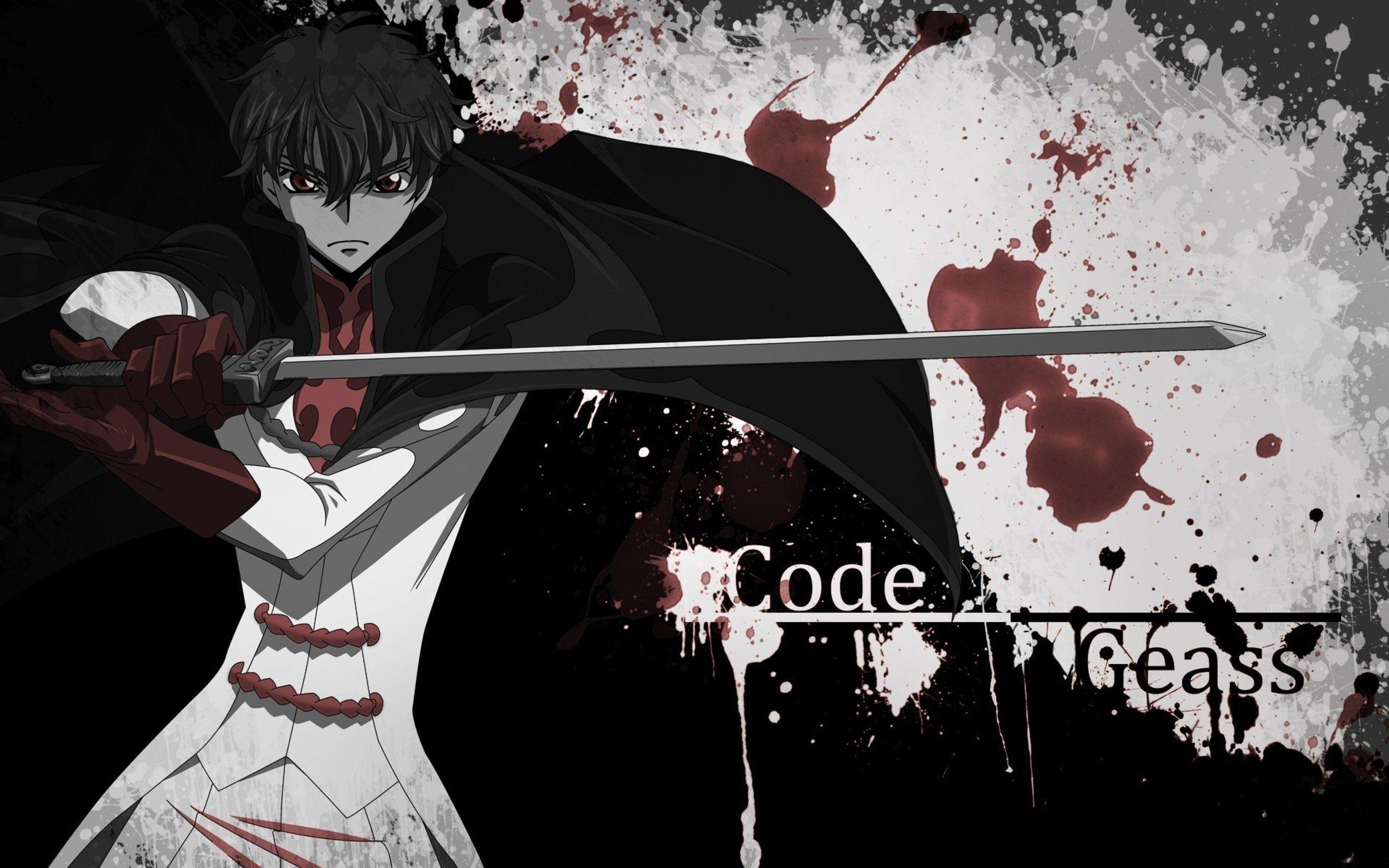 Code Geass Wallpaper - Code Geass , HD Wallpaper & Backgrounds