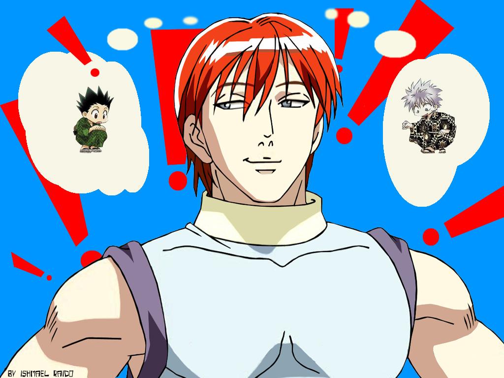 Hunter X Hunter Wallpaper - Hunter X Hunter Killua X Gon X Hisoka , HD Wallpaper & Backgrounds