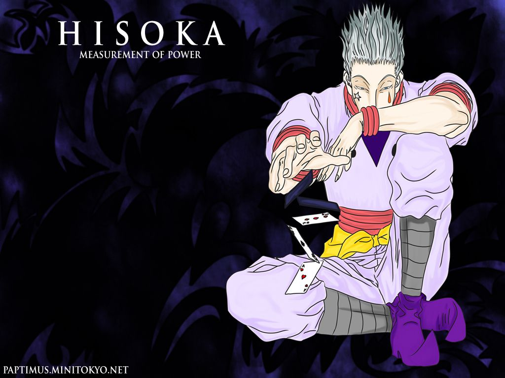 Hunter X Hunter Hisoka Wallpape 433055 Hd Wallpaper