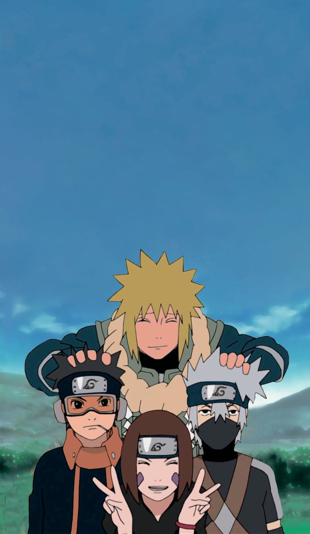 Team Minato Fondos De Pantalla De Naruto 433762 Hd