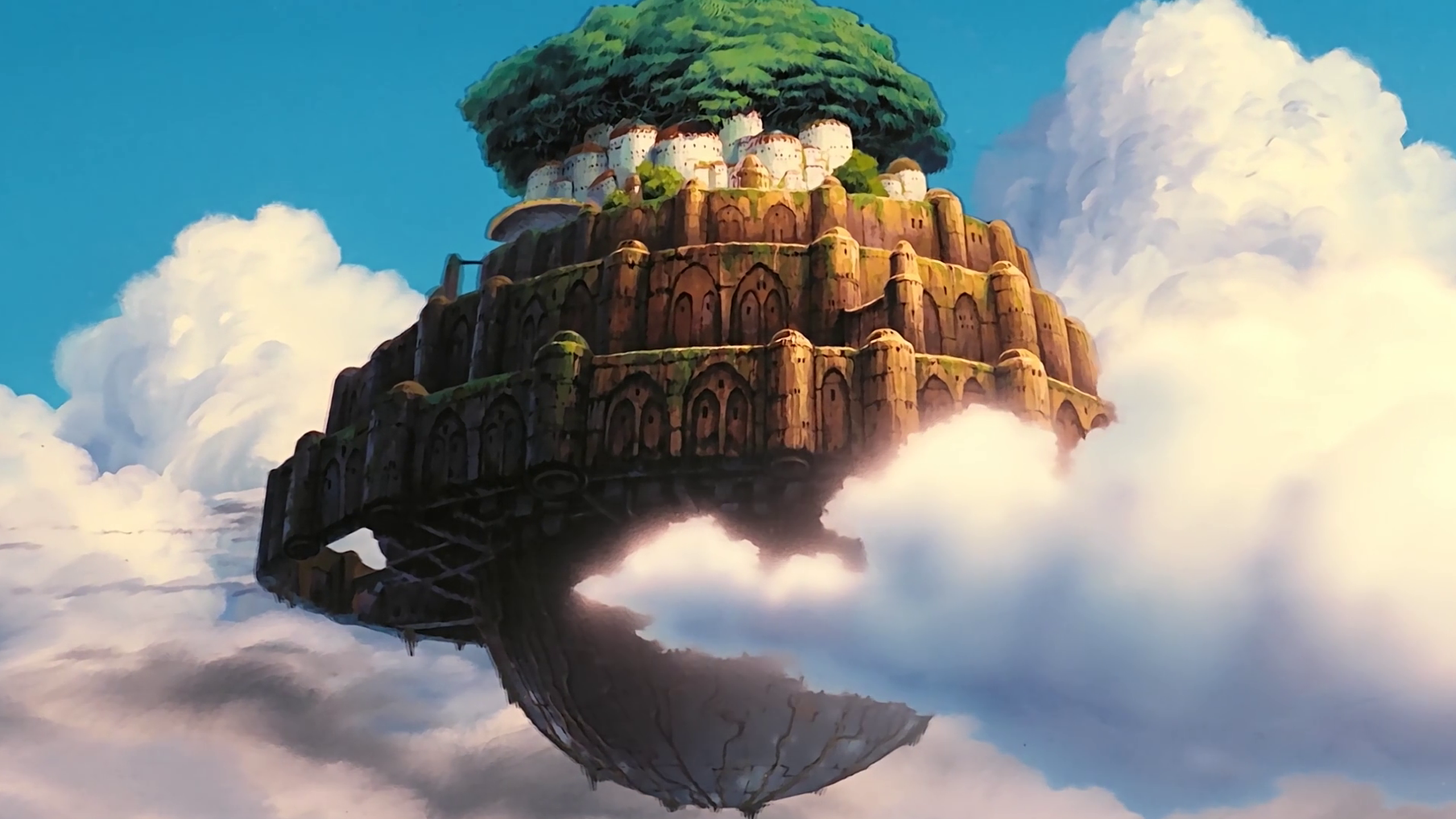 I Have A Huge Collection Of 1440p Studio Ghibli Wallpapers Studio Ghibli 1440p 434602 Hd Wallpaper Backgrounds Download