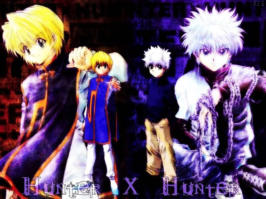 Kurapika Wallpaper Hunter X Hunter Killua Vs Kurapika 434948