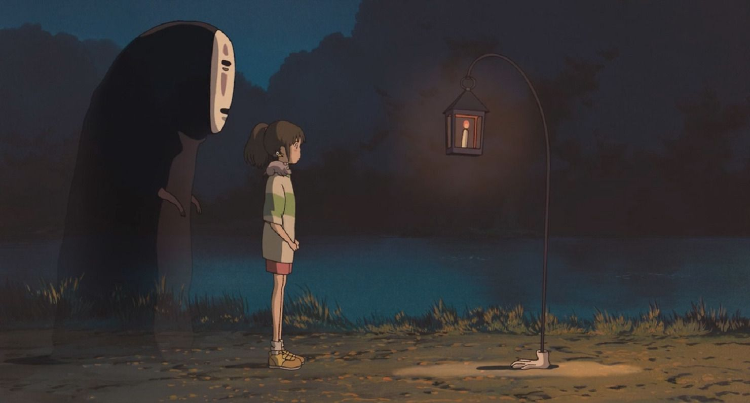 Spirited Away Wallpapers Spirited Away Wallpaper Desktop