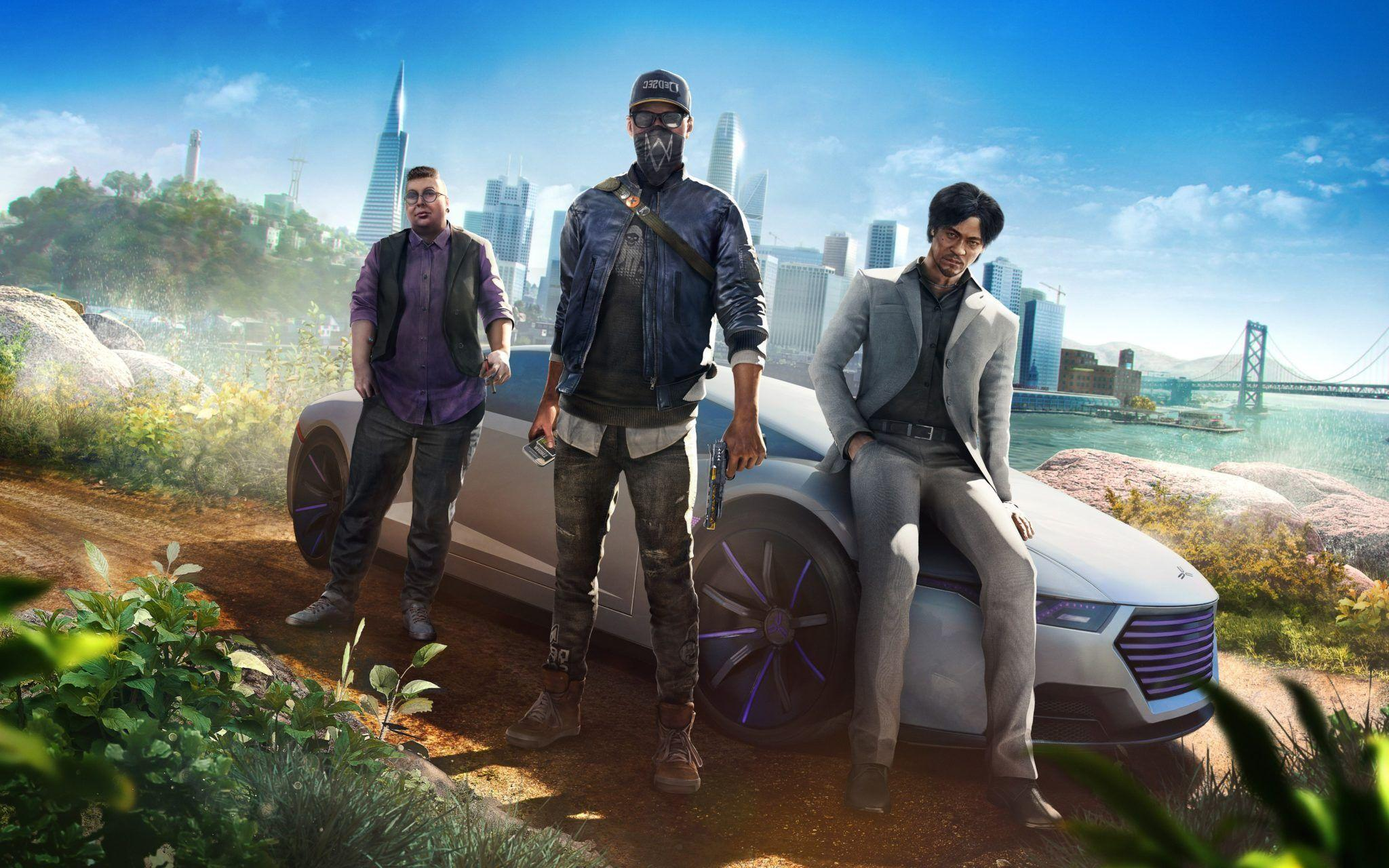 Watch Dogs 2 Hd Wallpapers 1080p Watch Dogs 2 Human Conditions