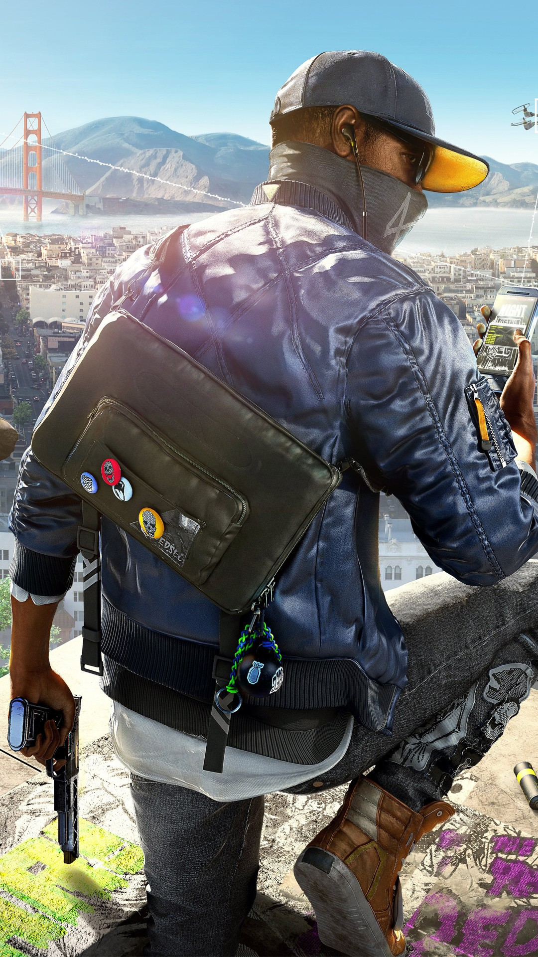 Resolutions 1080 X Watch Dogs 2 Hd Wallpapers For Android