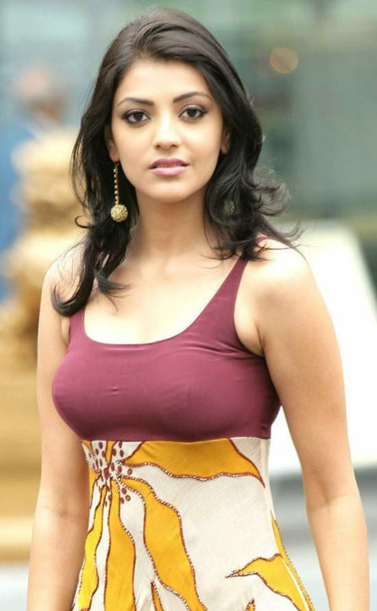 Kajal Raghwani Hd Wallpaper - Kajal Agarwal Hot Sexy , HD Wallpaper & Backgrounds
