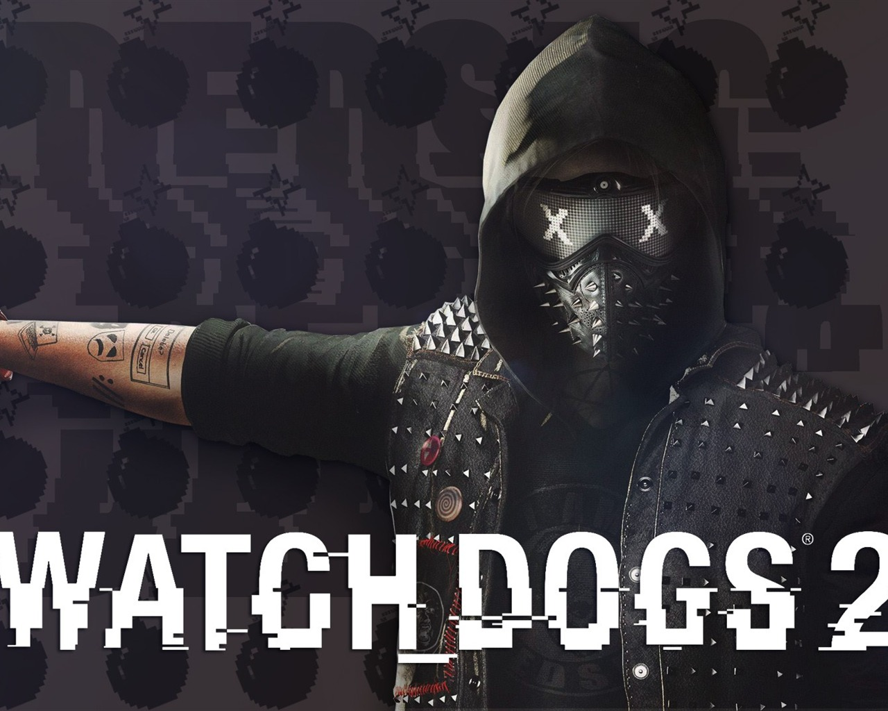Game / Wrench In Watch Dogs 2 2017 Game Hd Wallpapers - Pc Game , HD Wallpaper & Backgrounds