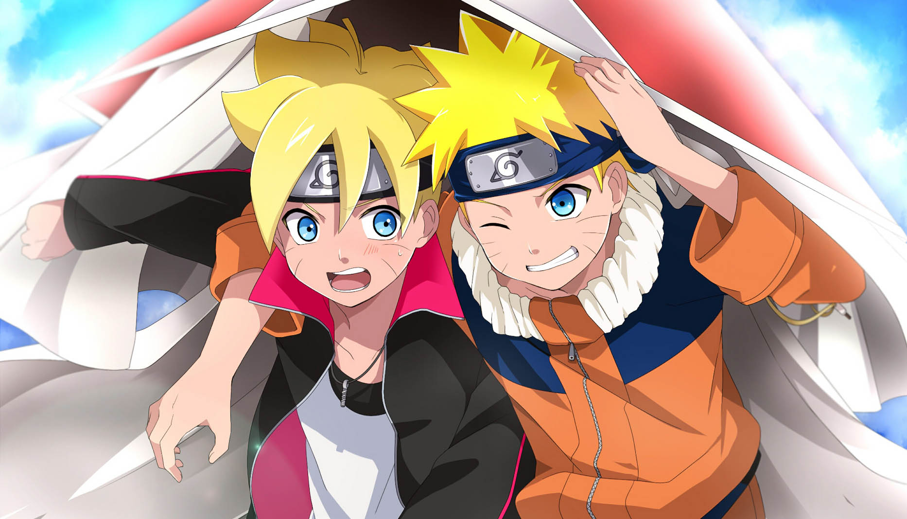 Full Hd Boruto Uzumaki Anime Wallpaper - Boruto Uzumaki Hd 4k , HD Wallpaper & Backgrounds